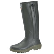 BOTTES CAOUTCHOUC GATEWAY FIELD MASTER 18'' 4mm Side-Zip