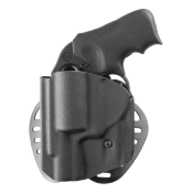 HOLSTER ARS STAGE 1 - REVOLVER RUGER LCR - GAUCHER - HOGUE