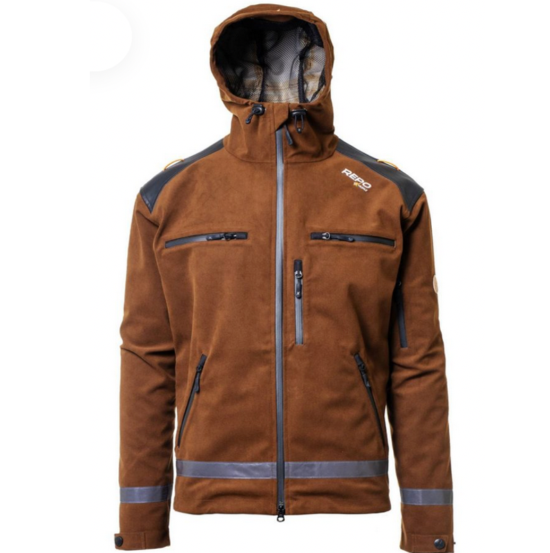 VESTE ALPHA G1 BEAR BROWN REPO EXTREME