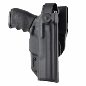 HOLSTER ARS STAGE 2 - PISTOLET SMITH & WESSON M&P 9mm,  40 S&W, 357 SIG - DROITIER - HOGUE