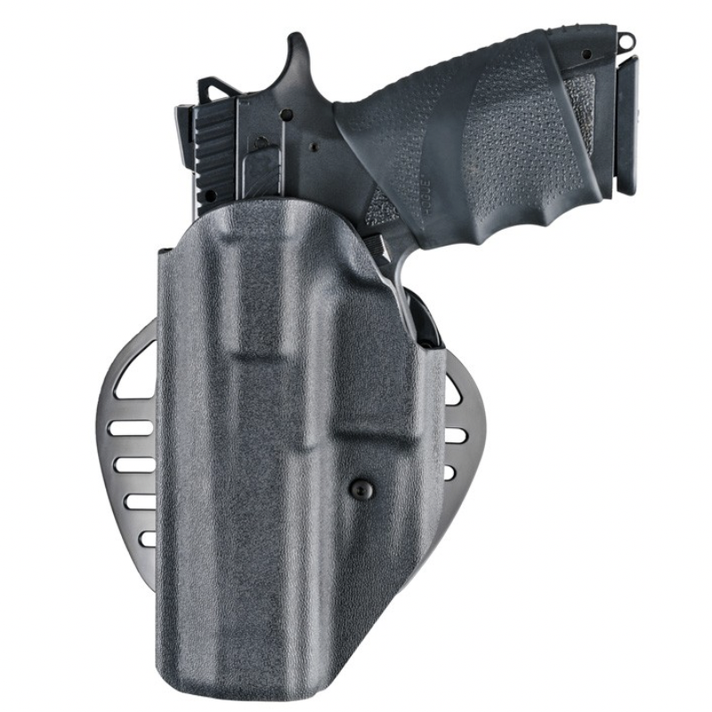 HOLSTER ARS STAGE 1 - PISTOLET CZ P-O9 - GAUCHER - HOGUE