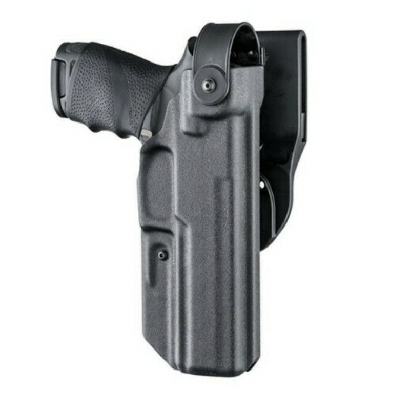 HOLSTER ARS STAGE 2 - PISTOLET CZ 75 - DROITIER - HOGUE