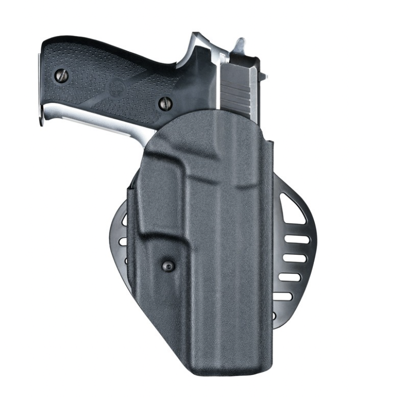 HOLSTER ARS STAGE 1 - PISTOLET SIG SAUER P220, P226, P227 - DROITIER - HOGUE